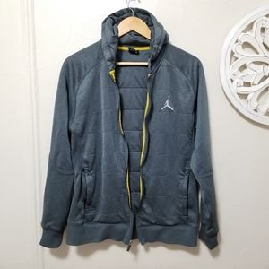 Jordan size M full zip sweater hoodie